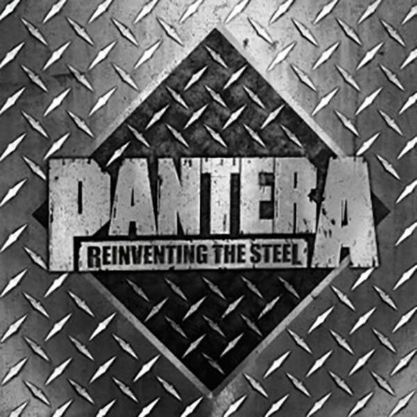 PANTERA – REINVENTING THE STEEL LP2