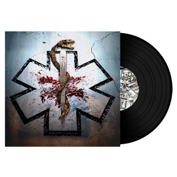 CARCASS – DESPICABLE LP-EP
