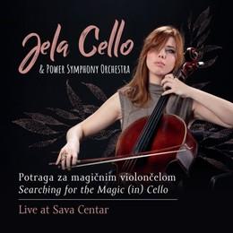JELA CELLO – LIVE AT SAVA CENTAR BRD
