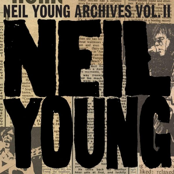 YOUNG NEIL – ARCHIVES VOL.II 1972-76 CD10