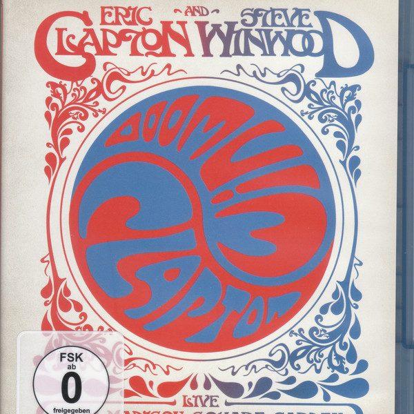 CLAPTON ERIC & WINWOOD STEVE – LIVE FROM MADISON SQUARE GARDEN…BRD