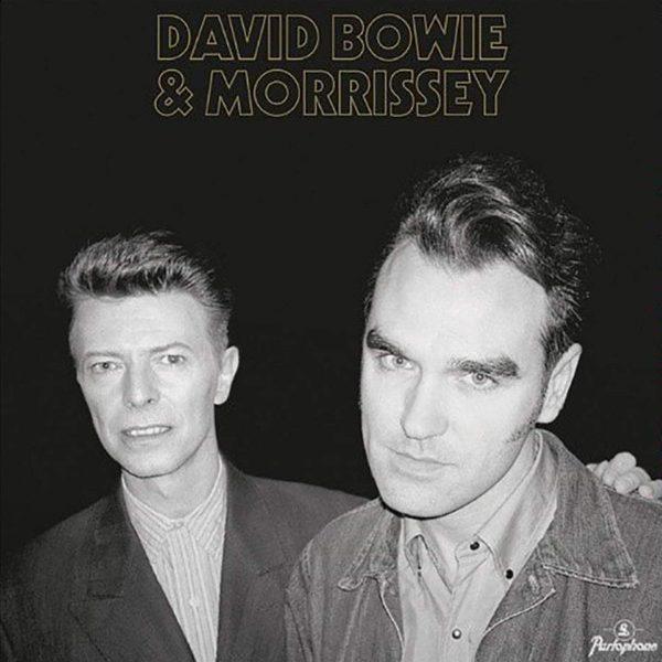 BOWIE DAVID & MORRISSEY – COSMIC DANCER 7″ Single