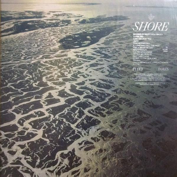 FLEET FOXES – SHORE clear etched vinyl LP2