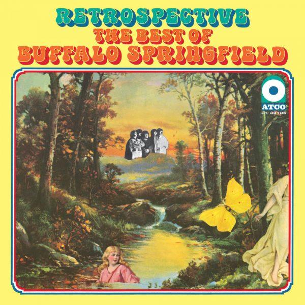 BUFFALO SPRINGFIELD – RETROSPECTIVE BEST OF LP