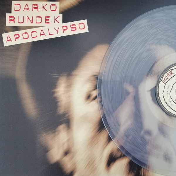 RUNDEK DARKO – APOCALYPSO  LTD (clear) LP2