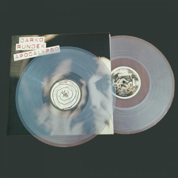 RUNDEK DARKO – APOCALYPSO  LTD (clear) LP2