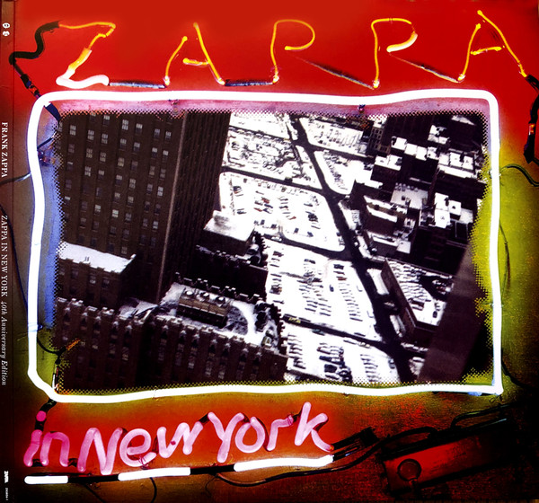 ZAPPA FRANK – ZAPPA IN NEW YORK 40TH LP3