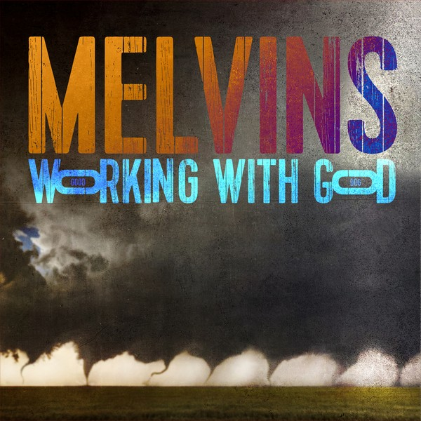 MELVINS – WORKING WITH GOD LP