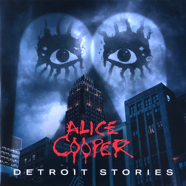 COOPER ALICE – DETROIT STORIES LP2