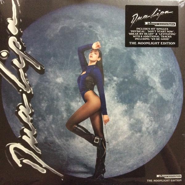 DUA LIPA – FUTURE NOSTALGIA moonlight edition LP2