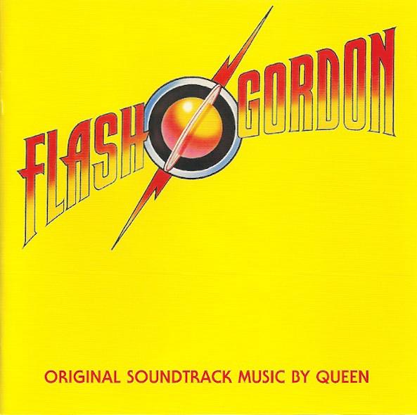 QUEEN – FLASH GORDON LTD CD2