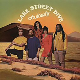 LAKE STREET DIVE – OBVIOUSLY LP