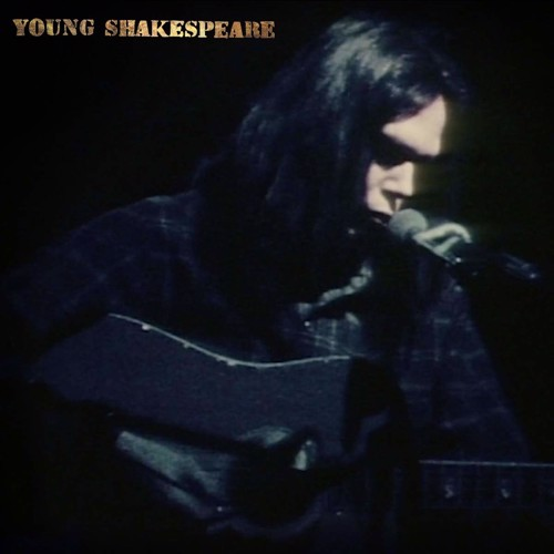 YOUNG NEIL – YOUNG SHAKESPEARE LP