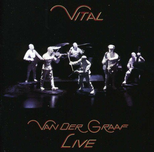 VAN DER GRAAF GENERATOR – VITAL LIVE CD