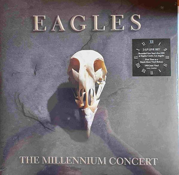 EAGLES – MILLENNIUM CONCERT LP2