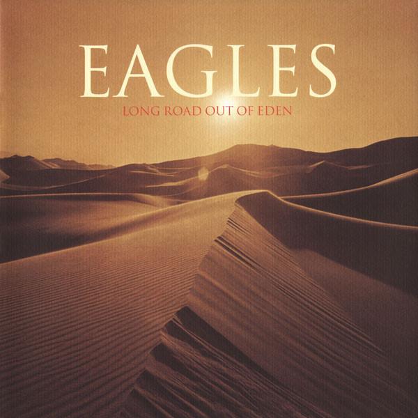 EAGLES – LONG ROAD OUT OF EDEN LP2
