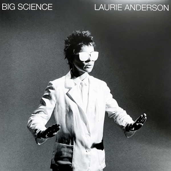 ANDERSON LAURIE – BIG SCIENCE (red)  LP