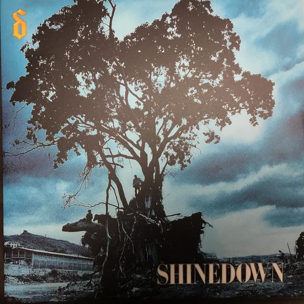 SHINEDOWN – LEAVE A WHISPER translucent blue vinyl LP2