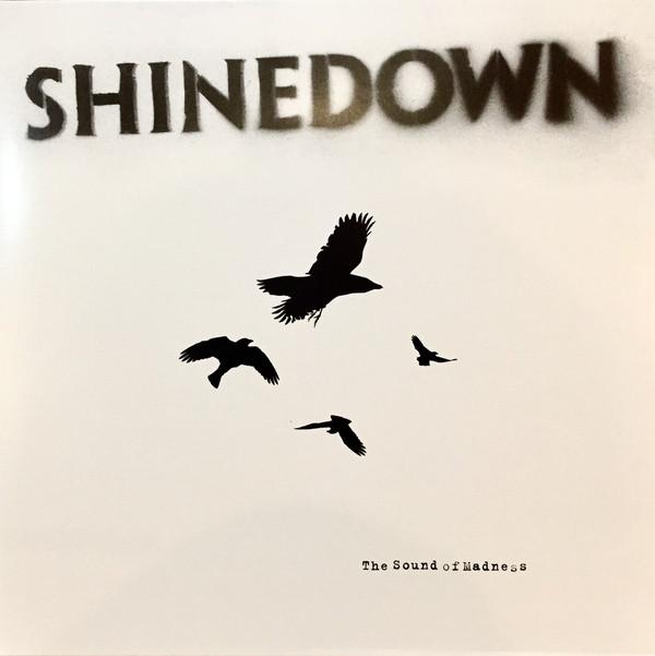 SHINEDOWN – SOUND OF MADNESS white vinyl  LP