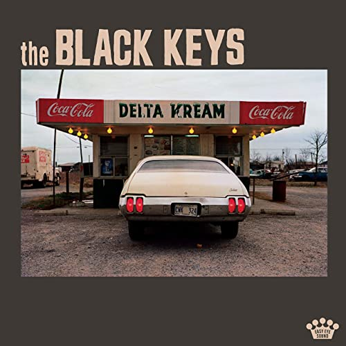 BLACK KEYS – DELTA KREAM smokey vinyl   LP2