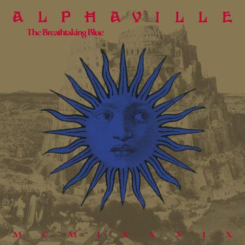 ALPHAVILLE – BREATHTAKING BLUE deluxe vinyl LP