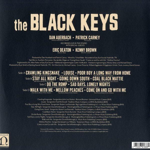 BLACK KEYS – DELTA KREAM  LP2