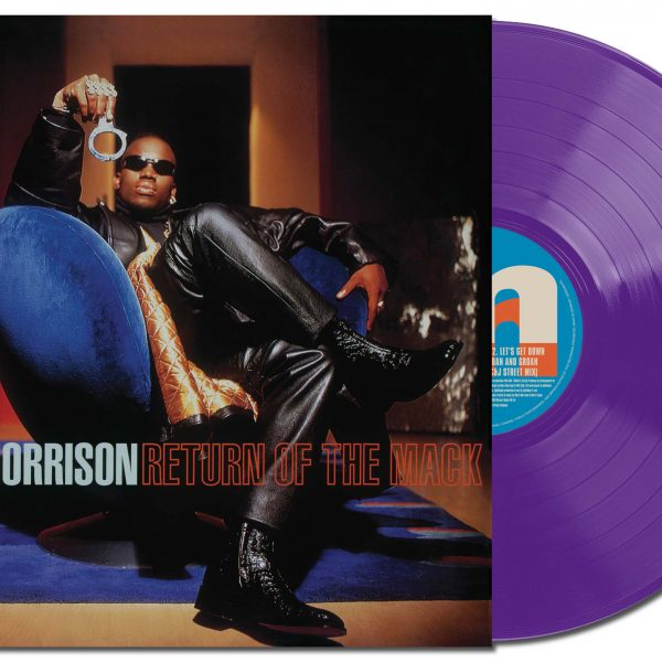 MORRISON MARK – RETURN OF THE MACK (purple) LP