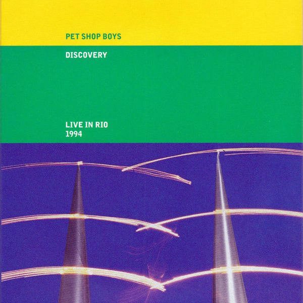 PET SHOP BOYS – DISCOVERY-LVE IN RIO 1994 DVD/CD2
