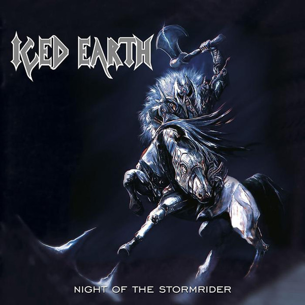 ICED EARTH – NIGHT OF THE STORMRIDER