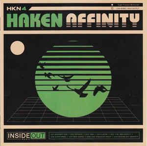HAKEN – AFFINITY CD