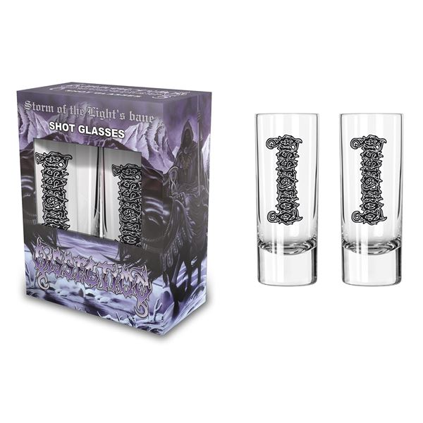 MERC – DISSECTION STORM OF THE LIGHT'S SHOT GLASS 2 KOM