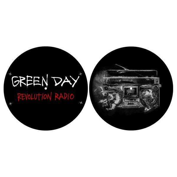 MERC – SLIPMAT:GREEN DAY REVOLUTION RADIO