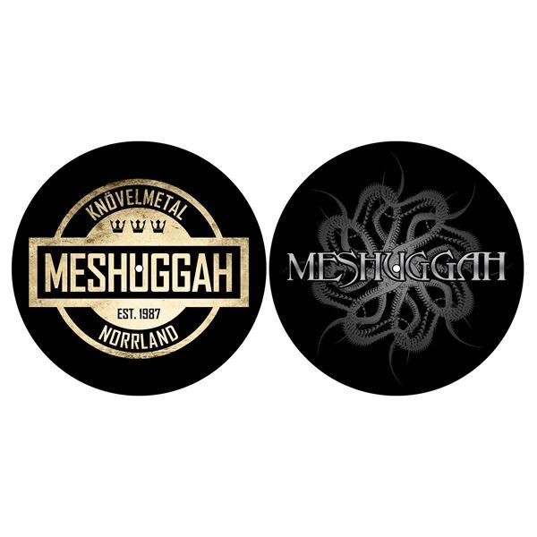 MERC – SLIPMAT: MESHUGGAH CREST/SPINE SET 2 KOM