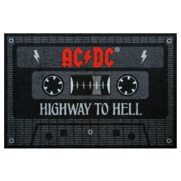 MERC – AC/DC OTIRAČ ZA CIPELE