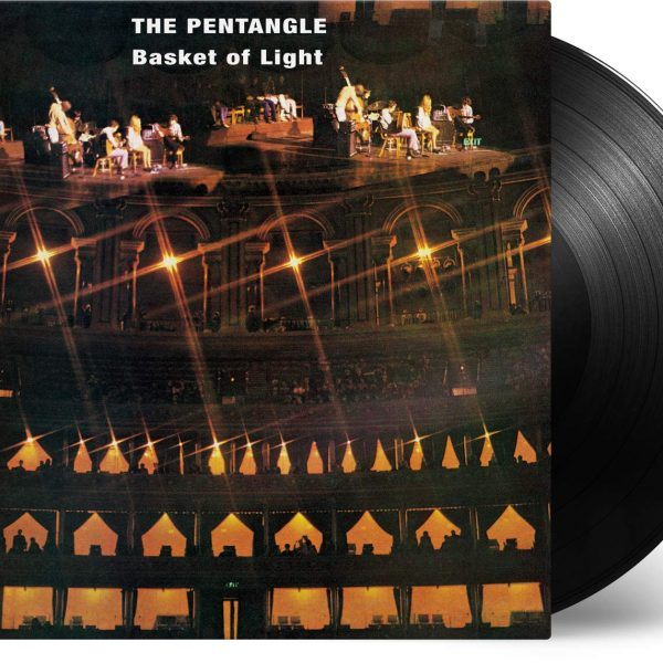 PENTANGLE – BASKET OF LIGHT LP