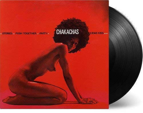 CHAKACHAS – CHAKACHAS LP