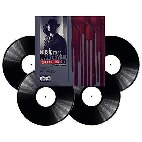 EMINEM – MUSIC TO BE MURDERED BY deluxe edition LP4