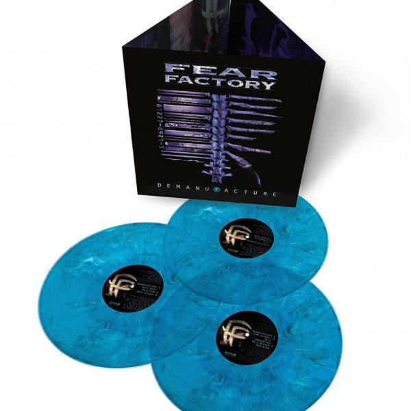 FEAR FACTORY – DEMANUFACTURE LP3