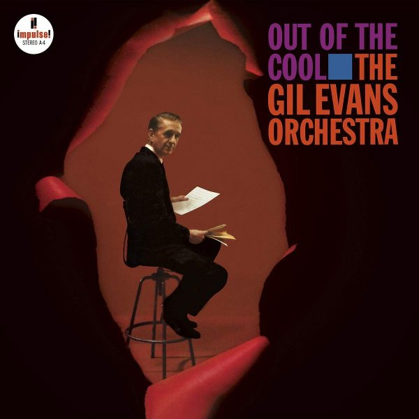 EVANS GIL – OUT OF THE COOL LP