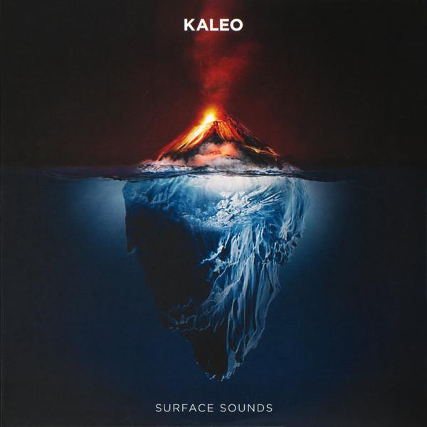 KALEO – SURFACE SOUNDS white vinyl LP2