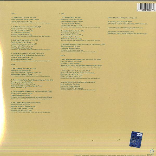 LANG K.D. – MAKEOVER LP2