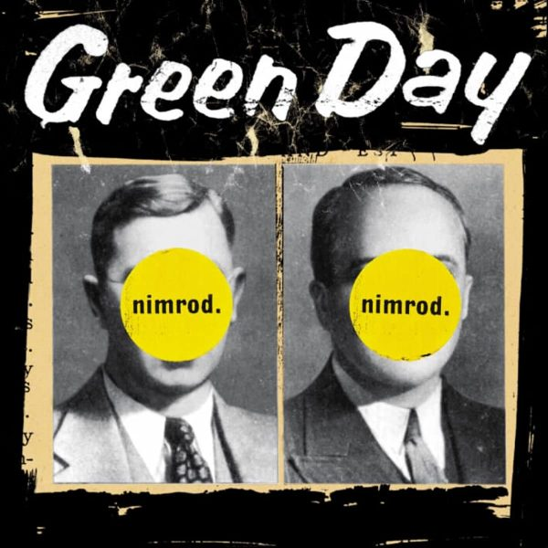 GREEN DAY – NIMROD LP2
