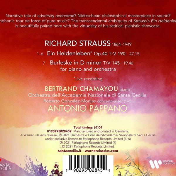 STRAUSS7PAPPANO – EIN HELDENLEBEN CD