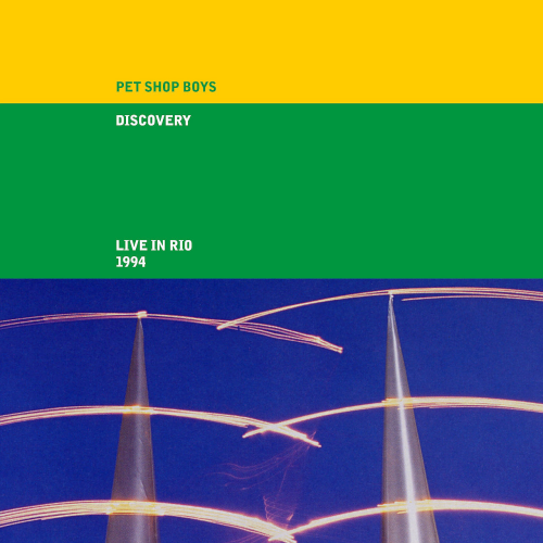 """Discovery (Live in Rio 1994) electropop veterana Pet Shop Boys po prvi put je dostupan na CD-u i DVD-u"