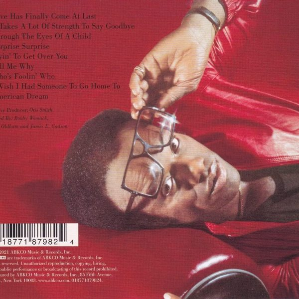 WOMACK BOBBY – POET II CD