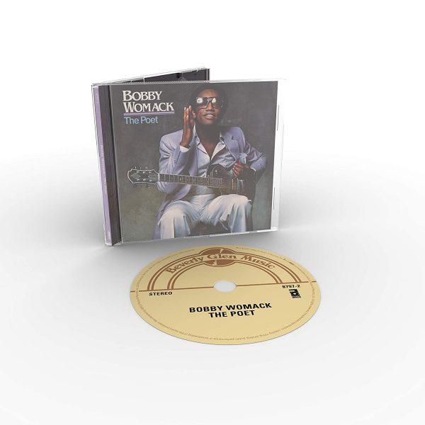 WOMACK BOBBY – POET CD