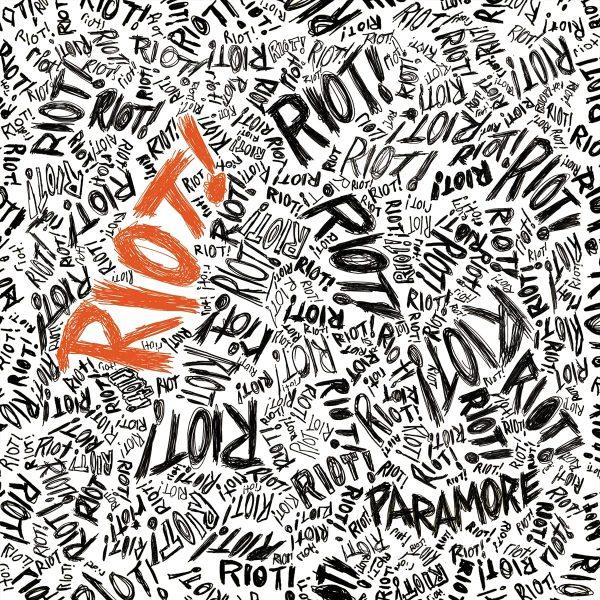 PARAMORE – ROIT ! silver vinyl LP