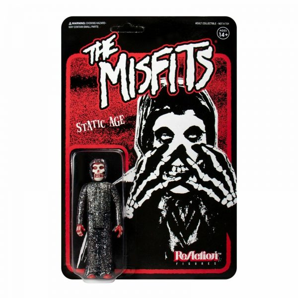 MERC – MISFITS THE FIEND REACTION FIGURE