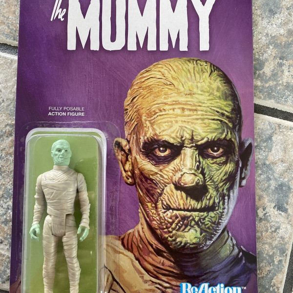 MERC – MUMMY REACTION FIGURE