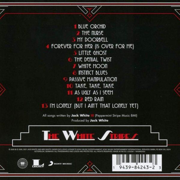 WHITE STRIPES – GET BEHIND ME SATAN CD